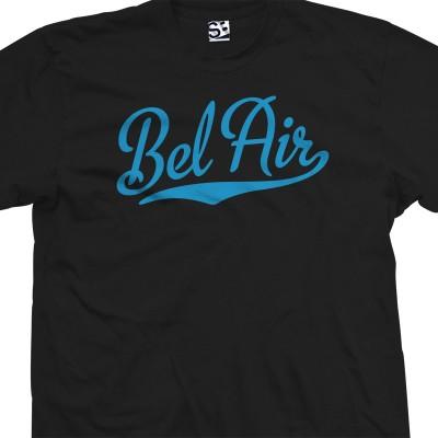 Bel Air Script T-Shirt