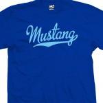 Mustang Script T-Shirt