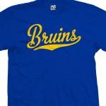 Bruins Script T-Shirt