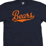 Bears Script T-Shirt