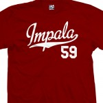 Impala 59 Script T-Shirt