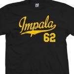 Impala 62 Script T-Shirt
