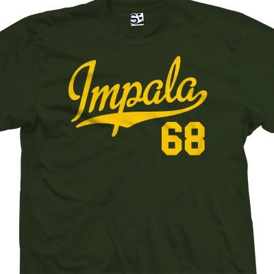 Impala 68 Script T-Shirt