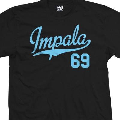 Impala 69 Script T-Shirt