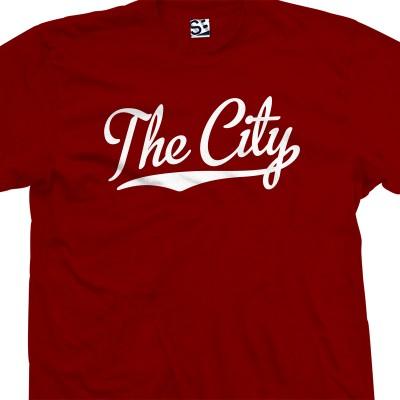 The City Script T-Shirt