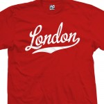 London Script T-Shirt