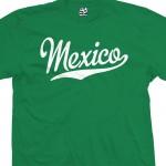 Mexico Script T-Shirt