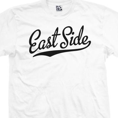 East Side Script T-Shirt