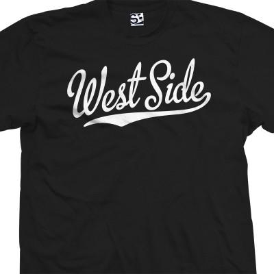 West Script T-Shirt