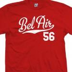 Bel Air 56 Script T-Shirt
