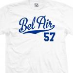 Bel Air 57 Script T-Shirt