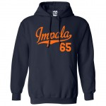 Impala 65 Script Hoodie