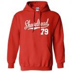Shovelhead 79 Script Hoodie