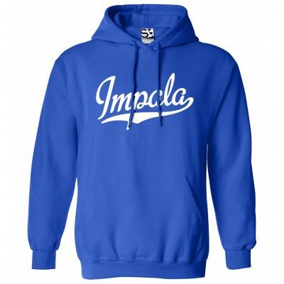Impala Script Hoodie