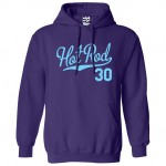 Hot Rod 30 Script Hoodie