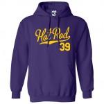 Hot Rod 39 Script Hoodie