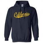 California Script Hoodie