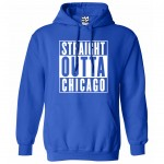 Straight Outta Chicago Hoodie