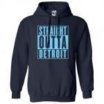 Straight Outta Detroit Hoodie
