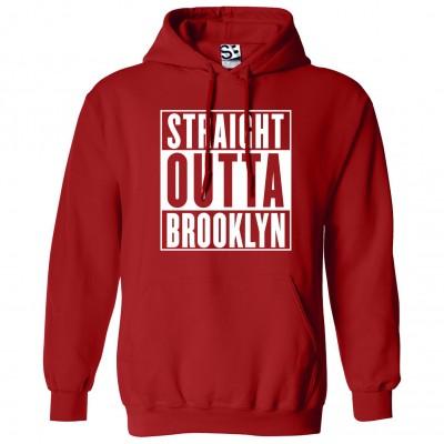 Straight Outta Brooklyn Hoodie
