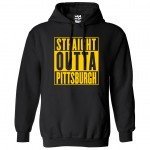 Straight Outta Pittsburgh Hoodie