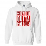 Straight Outta St. Louis Hoodie