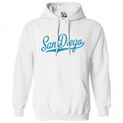San Diego Script Hoodie