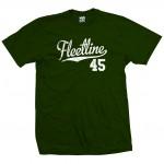 Fleetline 45 Script T-Shirt