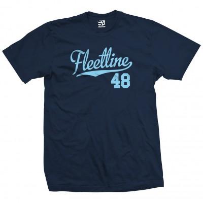 Fleetline 48 Script T-Shirt