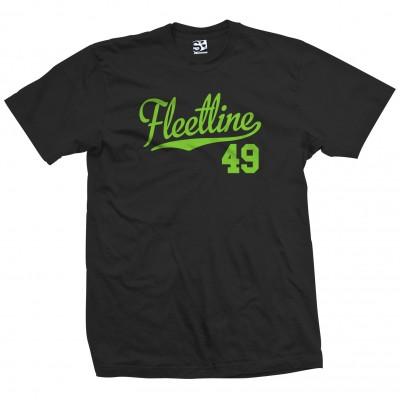 Fleetline 49 Script T-Shirt