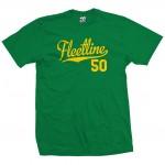 Fleetline 50 Script T-Shirt