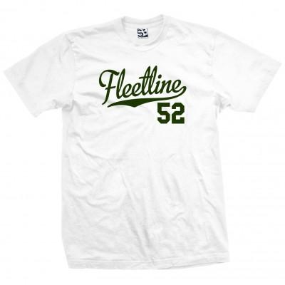 Fleetline 52 Script T-Shirt