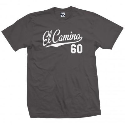 El Camino 60 Script T-Shirt