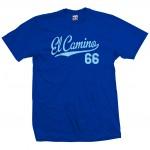 El Camino 66 Script T-Shirt