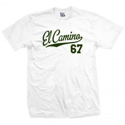 El Camino 67 Script T-Shirt