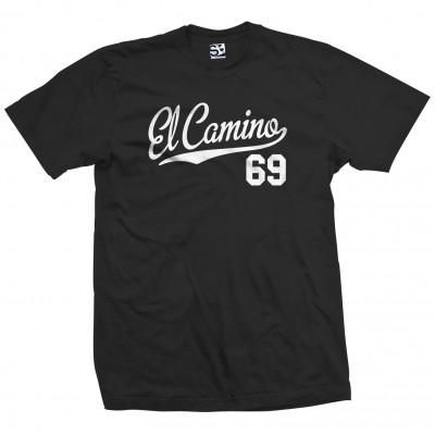 El Camino 69 Script T-Shirt
