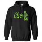Chevelle 64 Script Hoodie