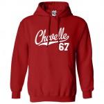 Chevelle 67 Script Hoodie