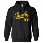 Chevelle 69 Script Hoodie