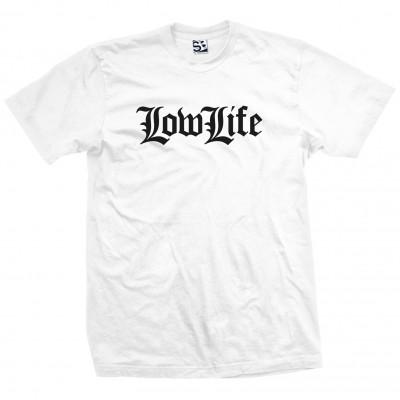Low Life Old English T-Shirt