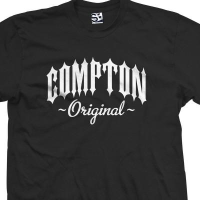 Compton Original Outlaw Shirt