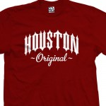 Houston Original Outlaw Shirt