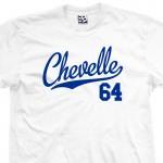 1964 Chevelle Script T-Shirt