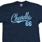 Chevelle 66 Script T-Shirt