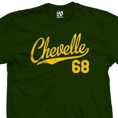 Chevelle 68 Script T-Shirt