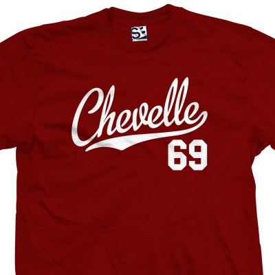 Chevelle 69 Script T-Shirt