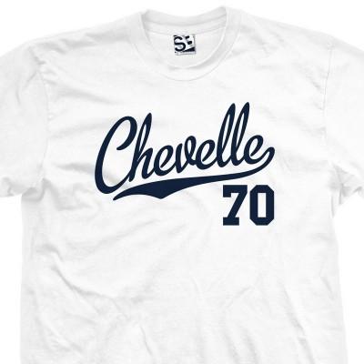 Chevelle 70 Script T-Shirt