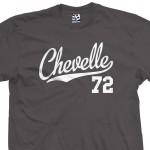 Chevelle 72 Script T-Shirt