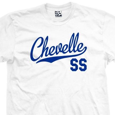 Chevelle SS Script T-Shirt