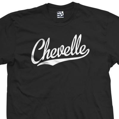 Chevelle Script T-Shirt